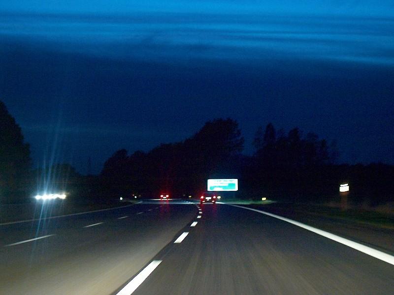2009-10-09 Evening drive