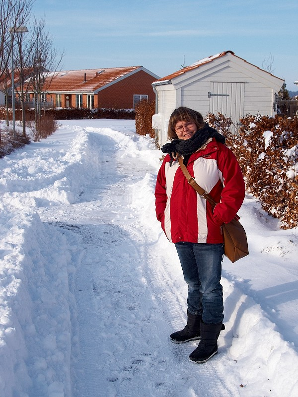 2010-01-30 Winter walk