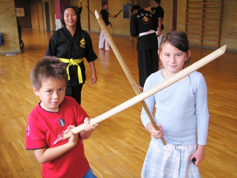 2010-08-22 Sword training