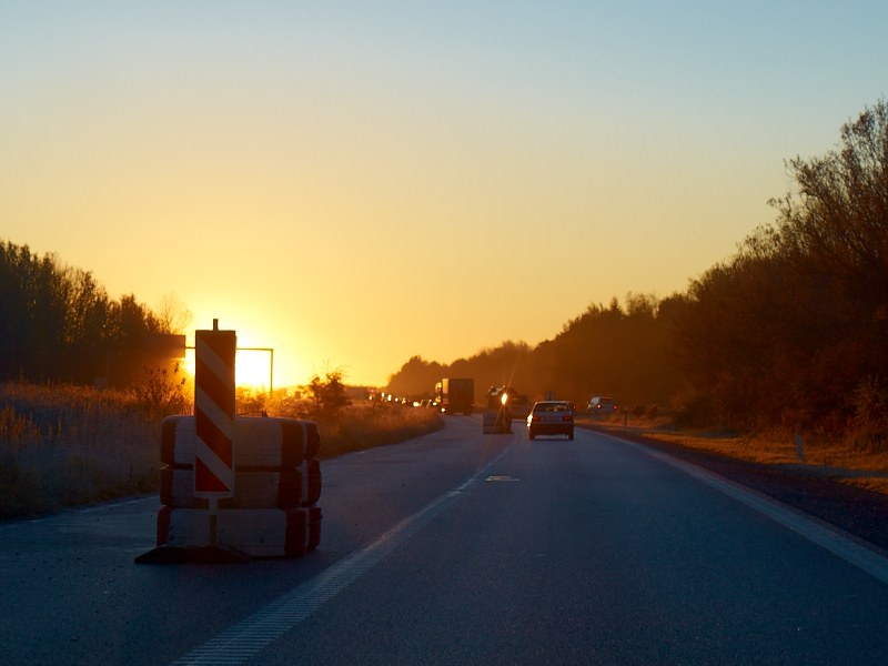 2010-10-26 Morning traffic