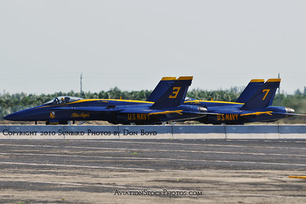 The Blue Angels at Wings Over Homestead practice air show at Homestead Air Reserve Base aviation stock photo #6231