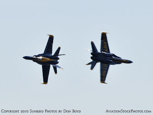 The Blue Angels at Wings Over Homestead practice air show at Homestead Air Reserve Base aviation stock photo #6247