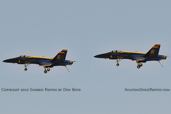 The Blue Angels at Wings Over Homestead practice air show at Homestead Air Reserve Base aviation stock photo #6254