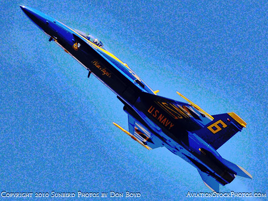 The Blue Angels at Wings Over Homestead practice air show at Homestead Air Reserve Base aviation stock photo #6333 Equalized