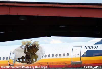 Apollo Aviation Capital Managment LLCs Airbus A300B2K-3C N101GA (ex F-WZMX, JA8478) aviation stock photo #7334