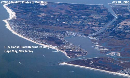 2005 - U. S. Coast Guard Recruit Training Center at Cape May, New Jersey photo #7278