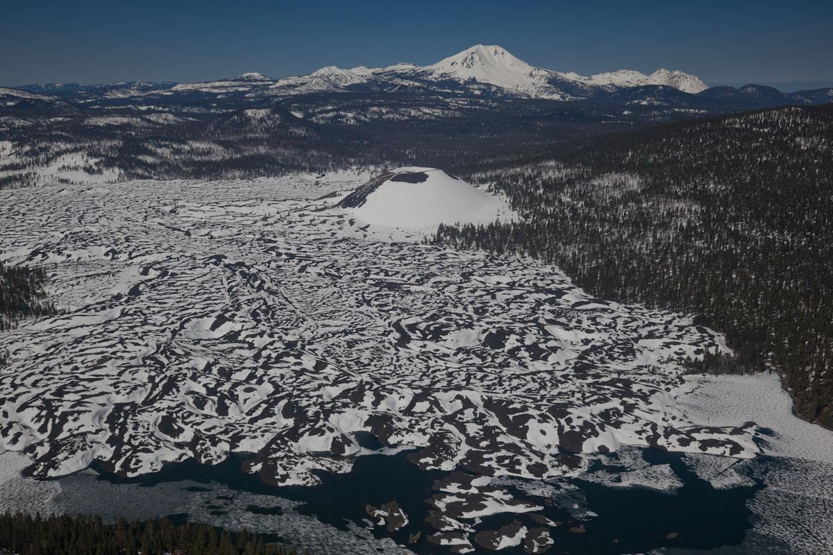 Lassen Peak, Cinder Cone, Fantastic Lava Bed, & Butte Lake <br> (Lassen051011-152.jpg)