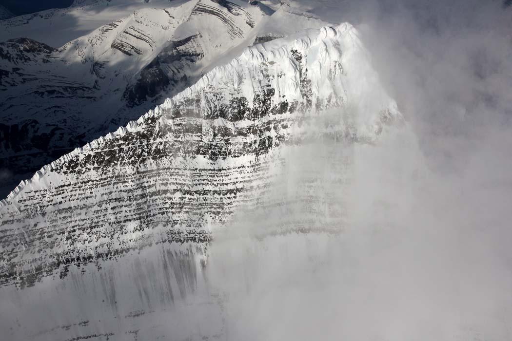 Robson, Upper SW Face & Emperor Ridge <br> (Robson051508-_616.jpg)