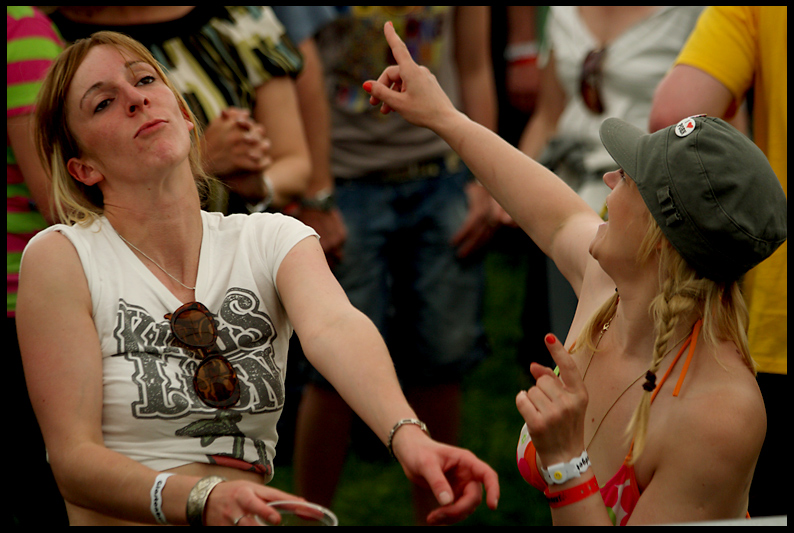 Glastonbudget is for dancing!