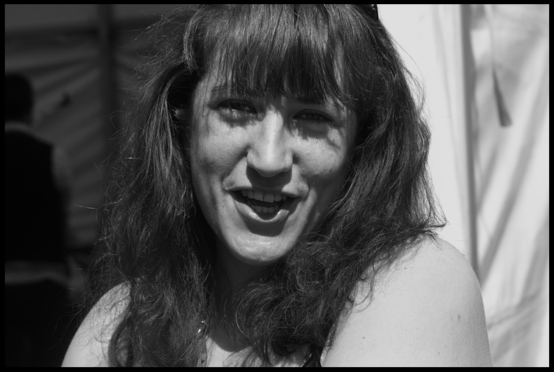 Catherine - Charnie Arnie Marquee