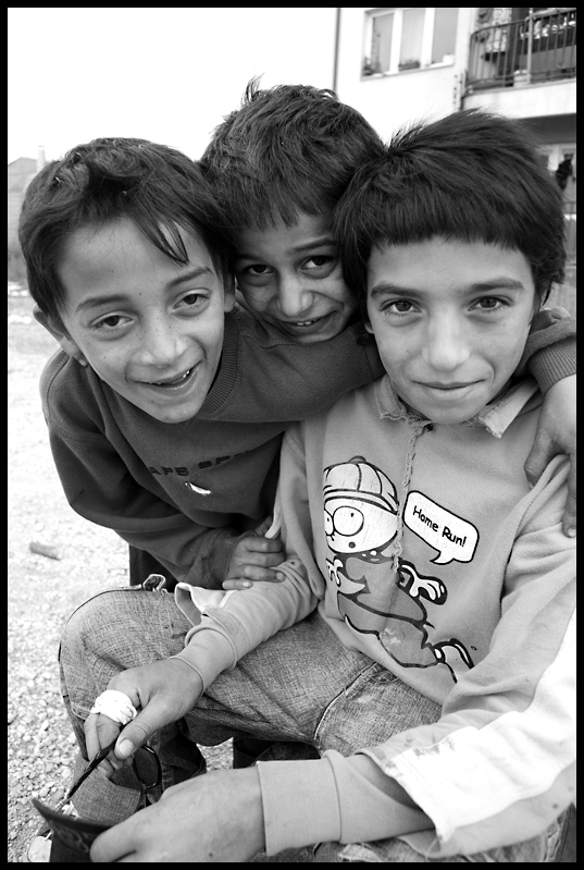 The Heart of Plemetinas re-settled Roma