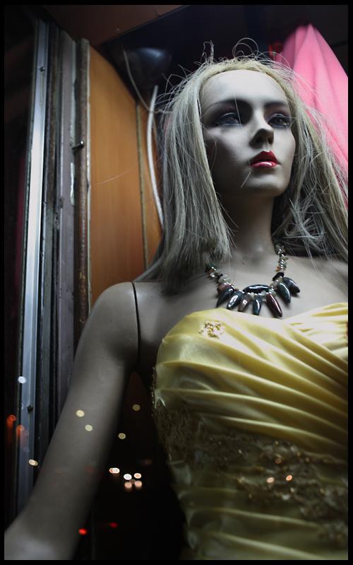 The Secret Nightlife of Pristines Mannequins