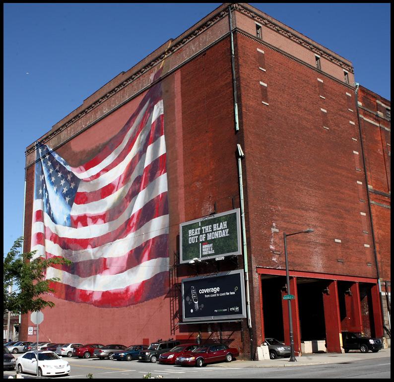 9/11 Memorial Mural