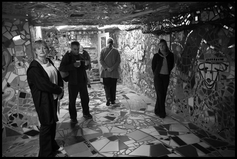 Isaiah Zagars mosaics