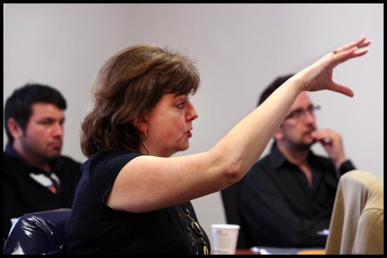 Talks at Philadelphia Arts Alliance