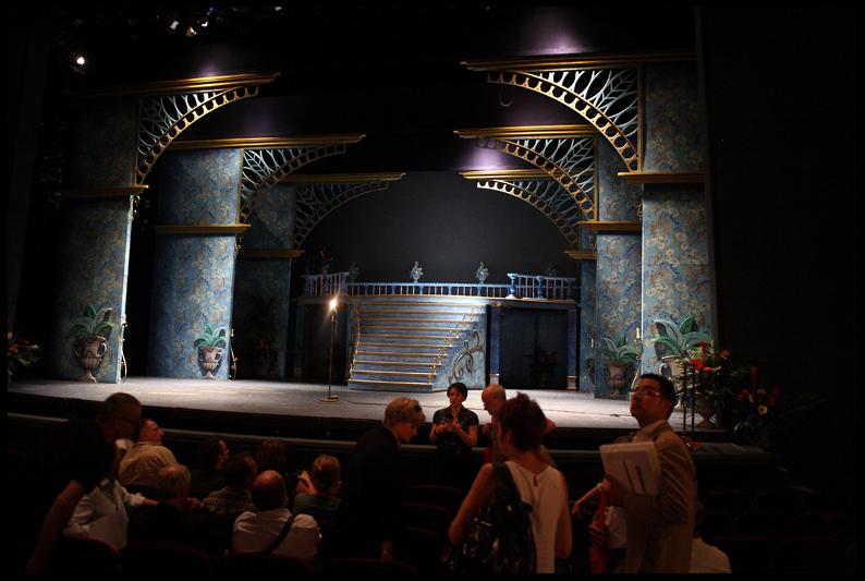 The Walnut Theatre
