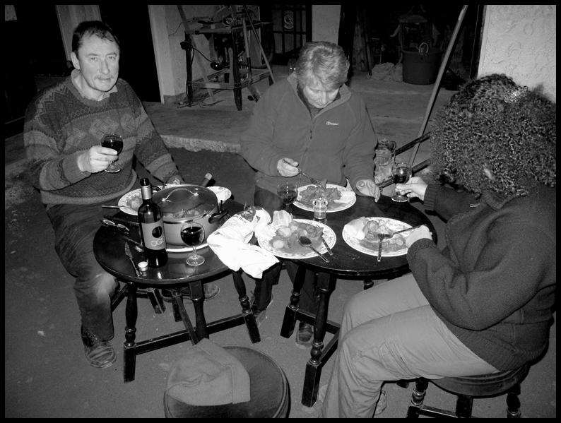 White Swan - multi-level dining