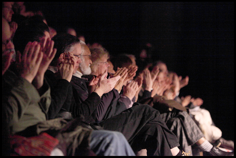 Audience - Barbican