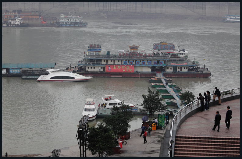 Yuzhong District - from Chaotianmen