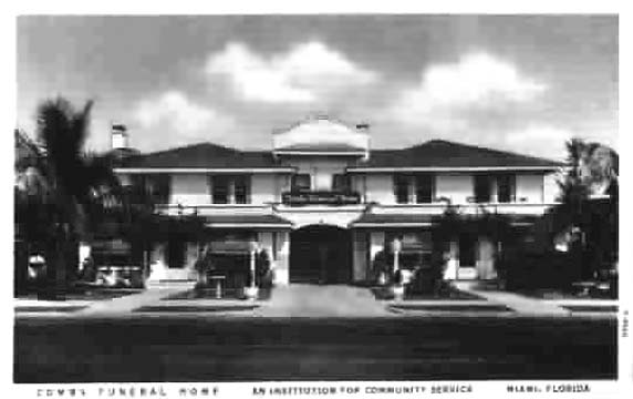 1940s - Combs Funeral Home