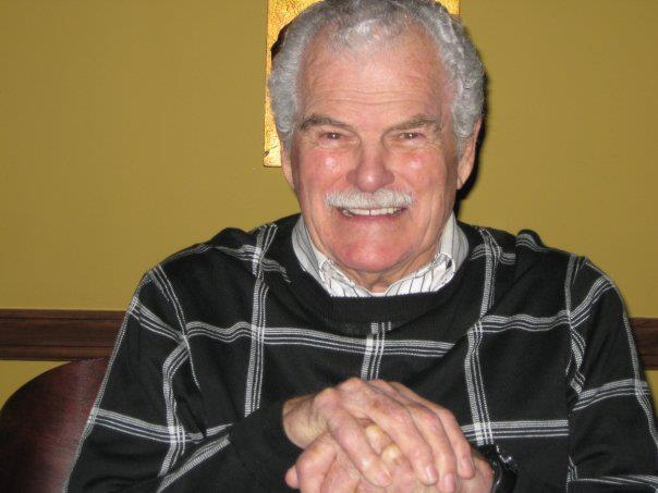 Jumpin Jack OBrien in a recent family photo prior to his passing on March 19, 2012
