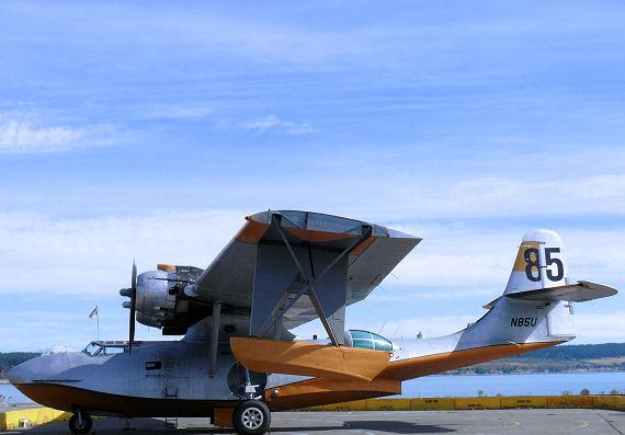 PBY Oak Harbor