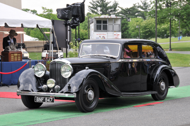 1935 Bentley 3.5 Litre Airline Saloon by Arnold