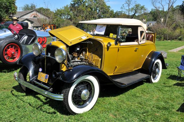 1932 Ford V8 Phaeton