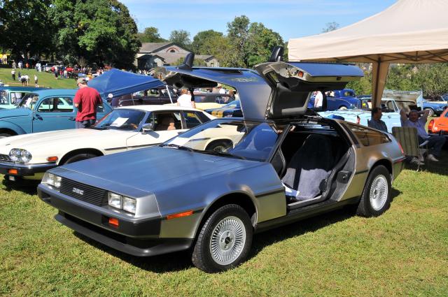 1981 DeLorean