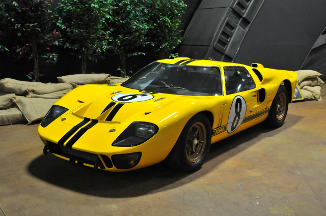1966 ford gt40 mk ii chassis no xgt1 raced in 1966 24 hours