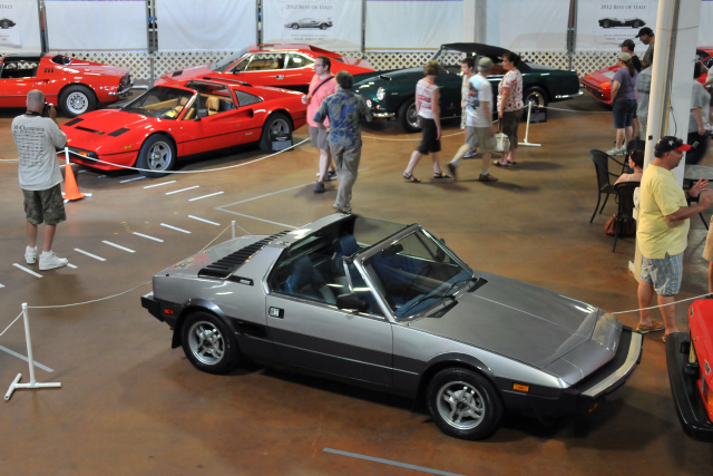 1982 Fiat X1/9 by Bertone, owned by Damon Kane (4982)