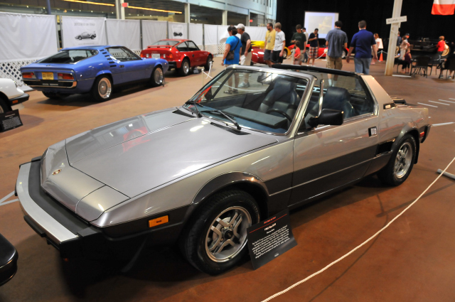 1982 Fiat X1/9 by Bertone, owned by Damon Kane (5008)