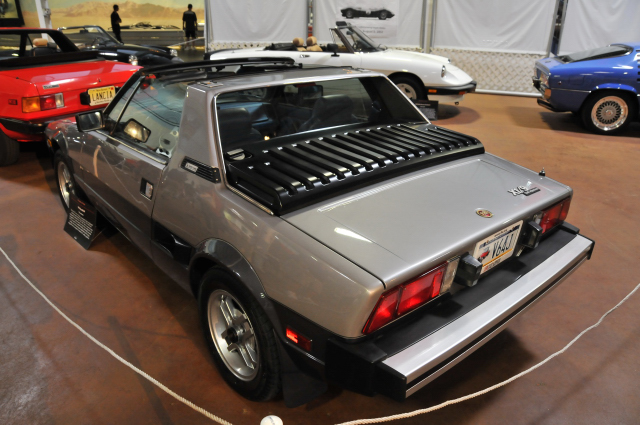 1982 Fiat X1/9 by Bertone, owned by Damon Kane (5015)