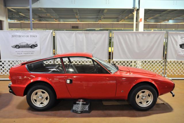 1972 Alfa Romeo Junior Zagato, owned by Frank Salemi (5044)