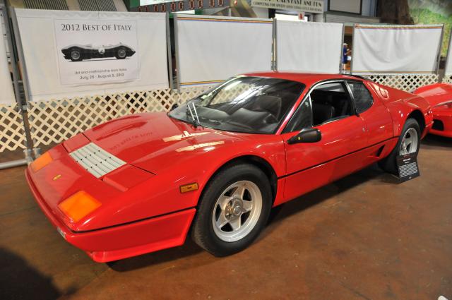 1982 Ferrari 512 BB* (5159)