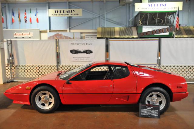 1982 Ferrari 512 BB (5165)
