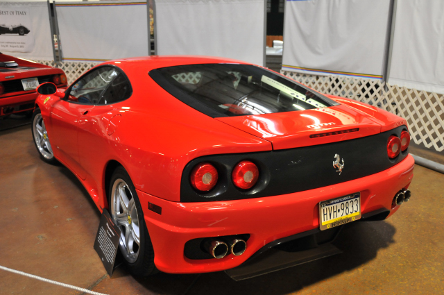 2004 Ferrari 360 Modena, owned by Michael Castagna (5179)