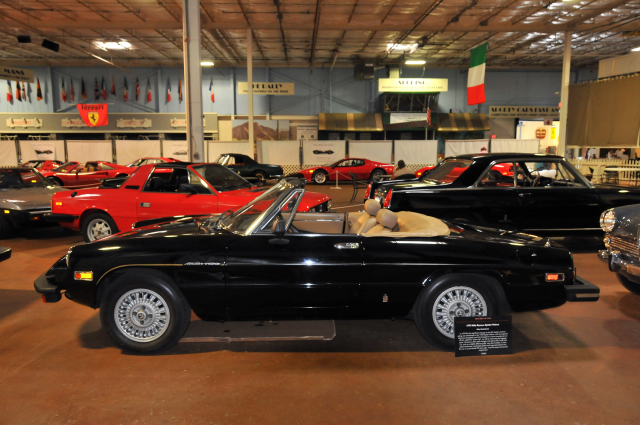 1979 Alfa Romeo Spider Veloce, owned by Alan Yankolonis (5185)