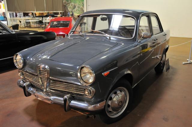 1962 Alfa Romeo Giulietta TI, owned by Jeffery Frey (5191)