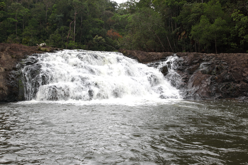 Buaya Sangkut Upper Waterfalls