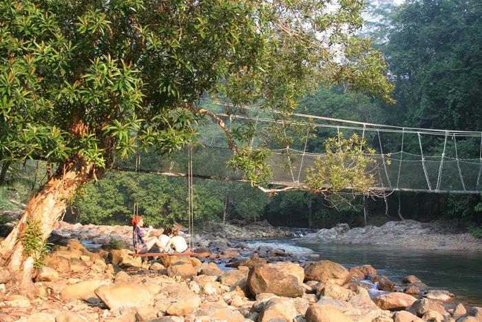 Sg Selai Base Camp