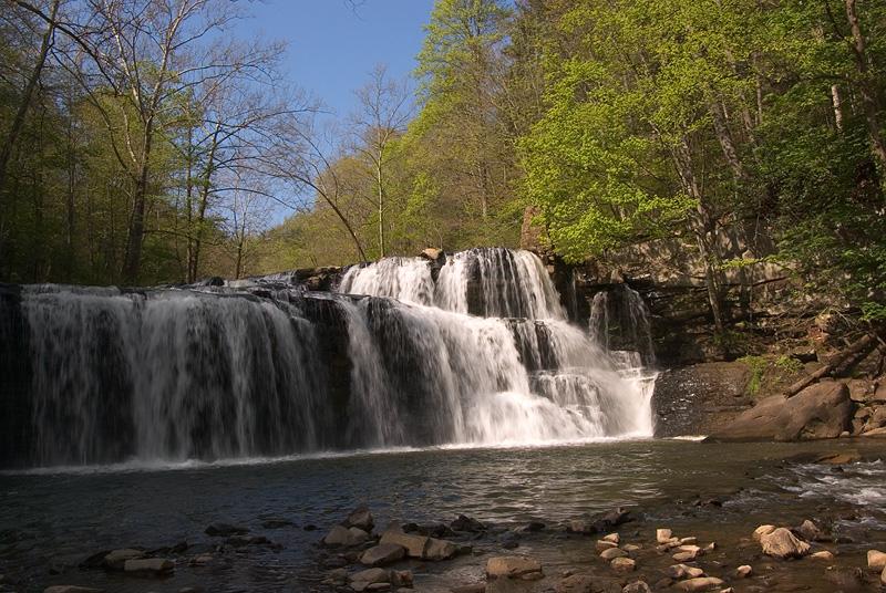 Brush Falls