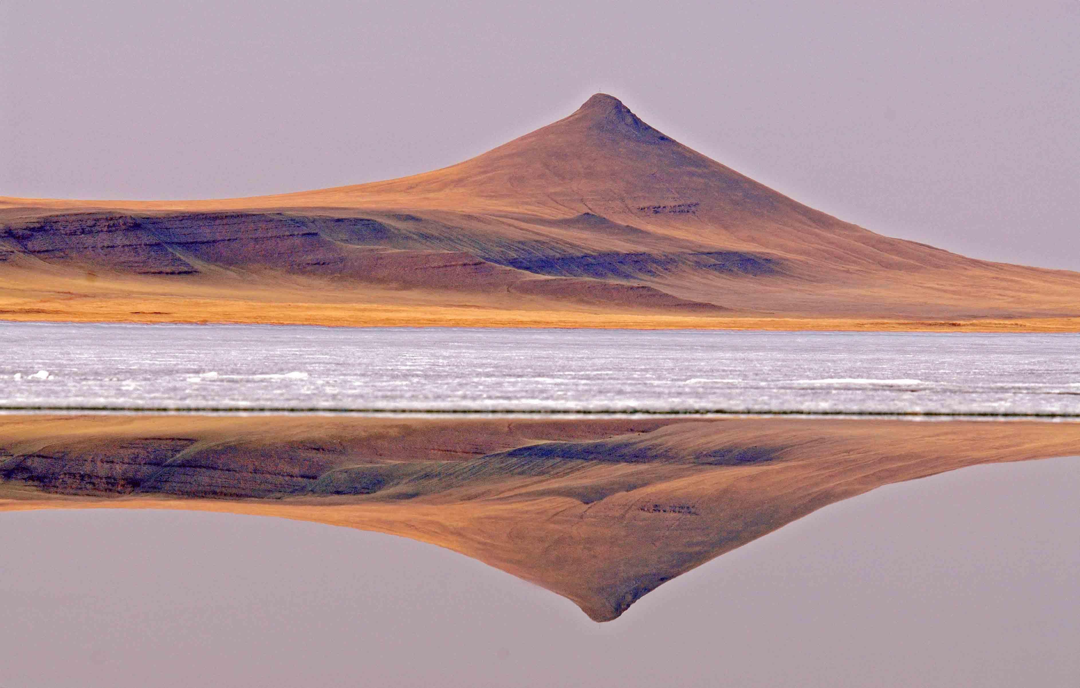 Lake Bele (Republic of Khakassia)