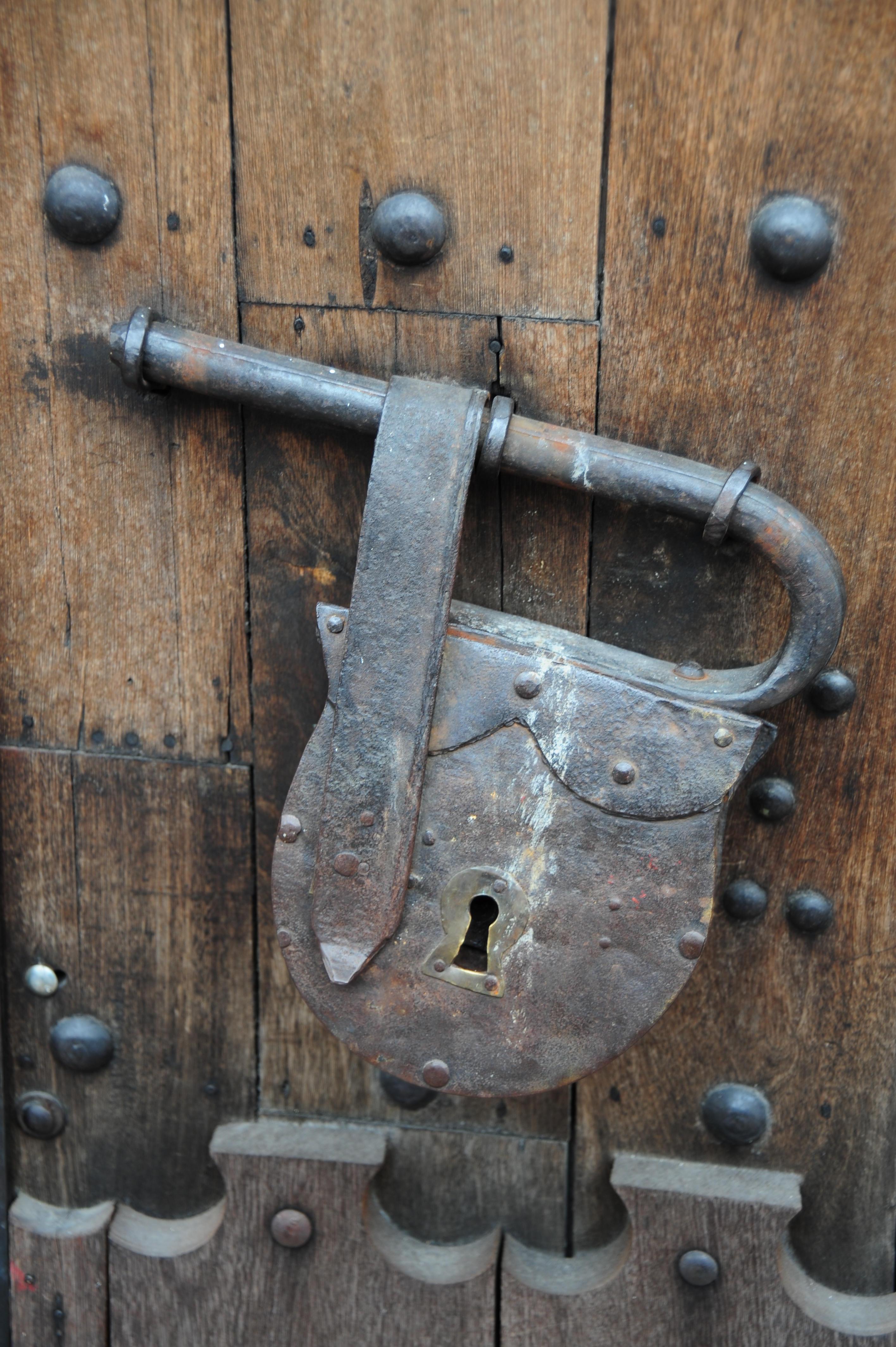 Candelaria Lock One
