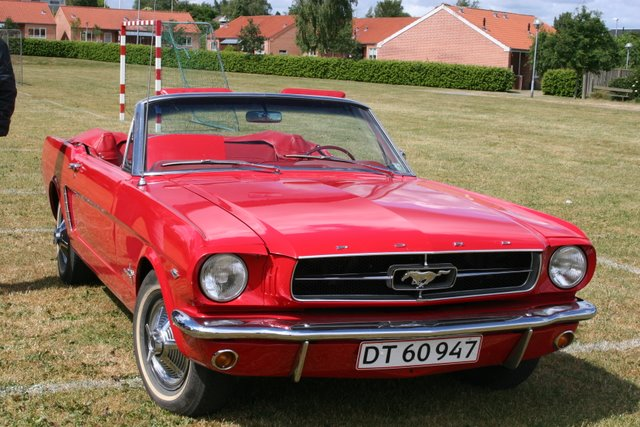 Renes Ford Mustang