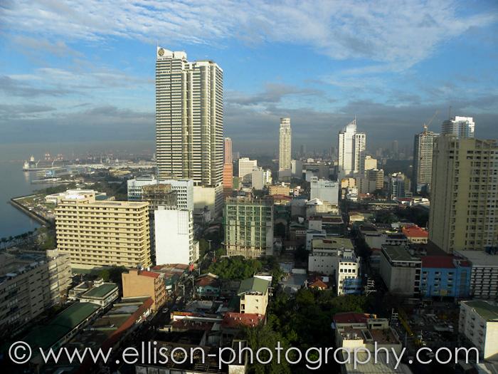 Manila sunrise