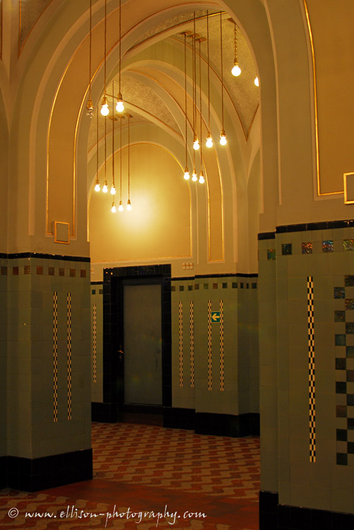 inside the Municipal House