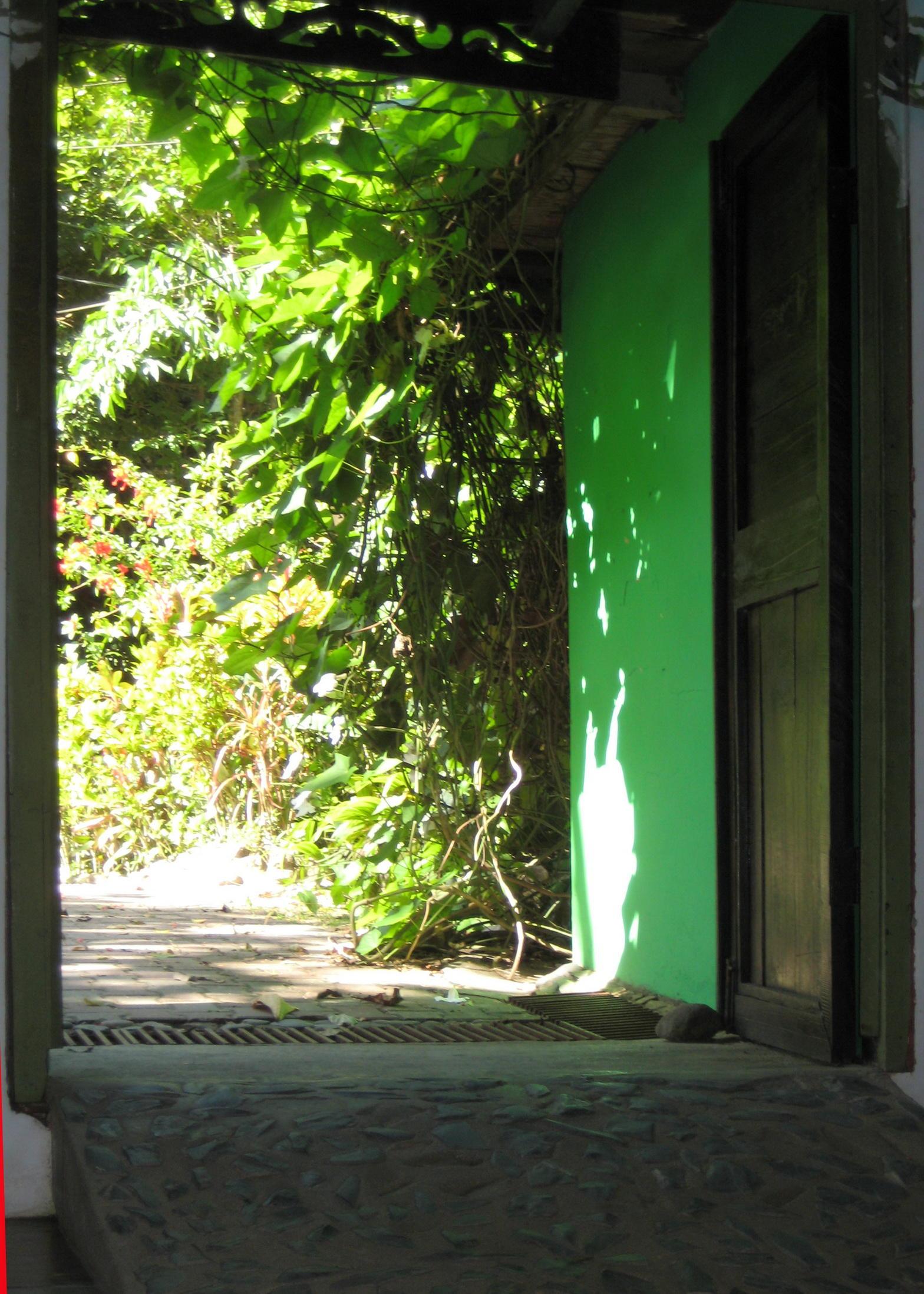 Front Door of Mt. Plaisir
