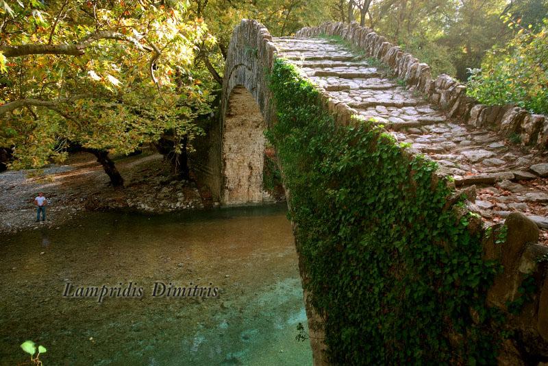 STONE  BRIDGE - KLIDHONIA ...