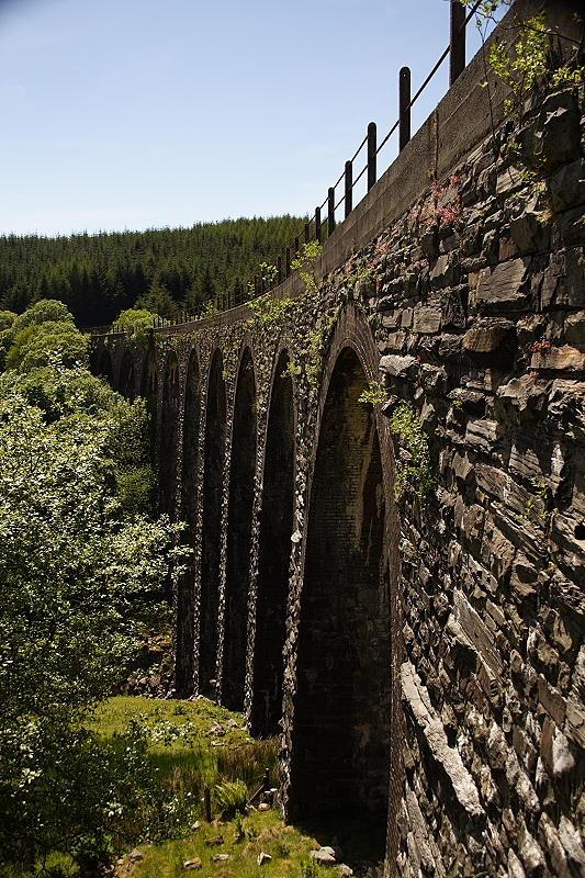 Cwm Prysor Viaduct